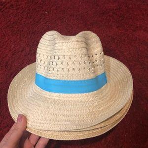 2177243fb41 Fedora hat cap summer beach spring sun protection